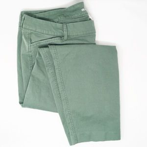 Old Navy Pixie Pants Sage Green 16